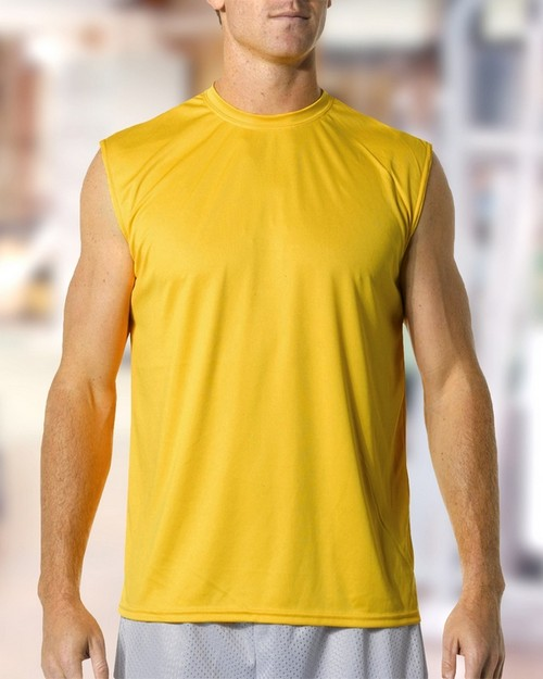 A4 N2295 Mens Cooling Performance Muscle T-Shirt