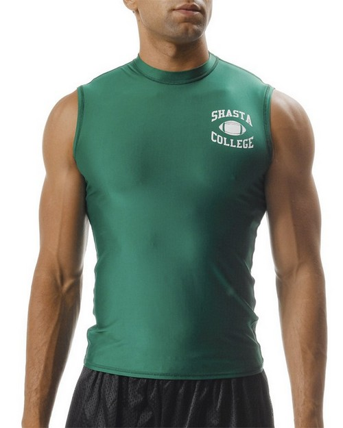 A4 N2306 Mens Compression Muscle Shirt