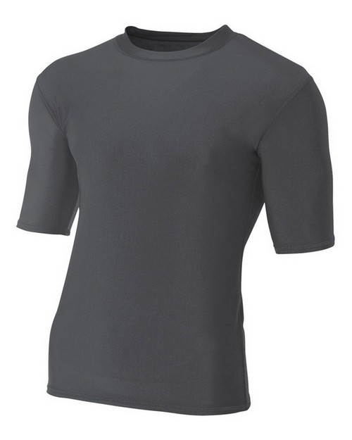 A4 N3283 Mens Compression T-Shirt