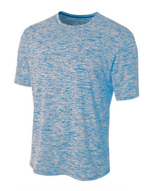 A4 N3296 Mens Space Dye T-Shirt