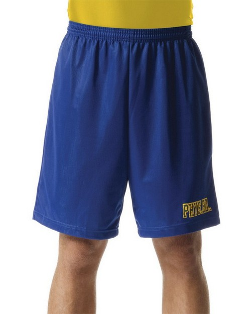 A4 N5184 Mens 7 Inseam Lined Micro Mesh Shorts