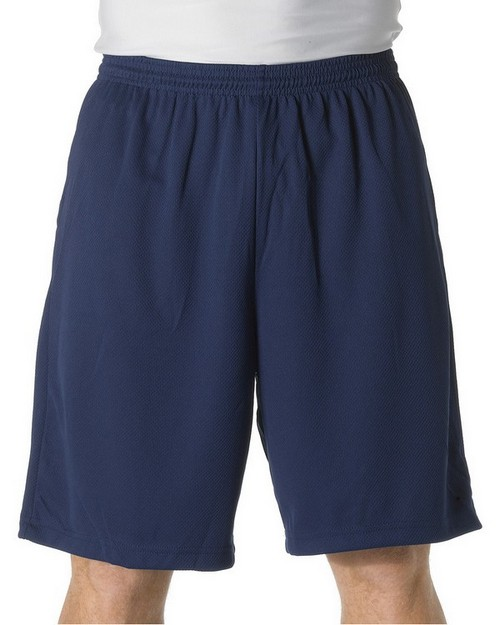 A4 N5338 Mens 9 Inseam Pocketed Performance Shorts