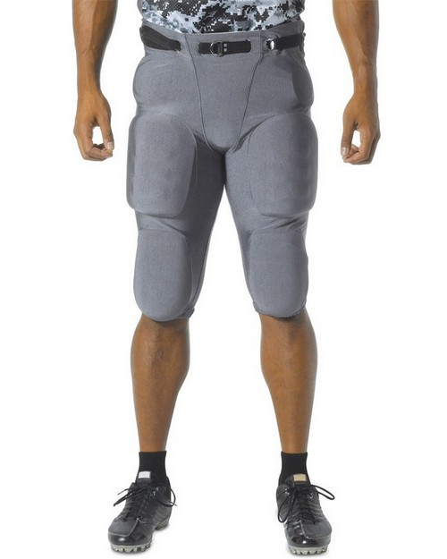 A4 N6181 Mens Flyless Football Pants