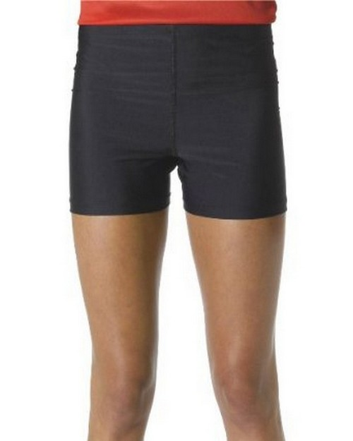 A4 NW5313 Ladies 4 Inseam Compression Shorts