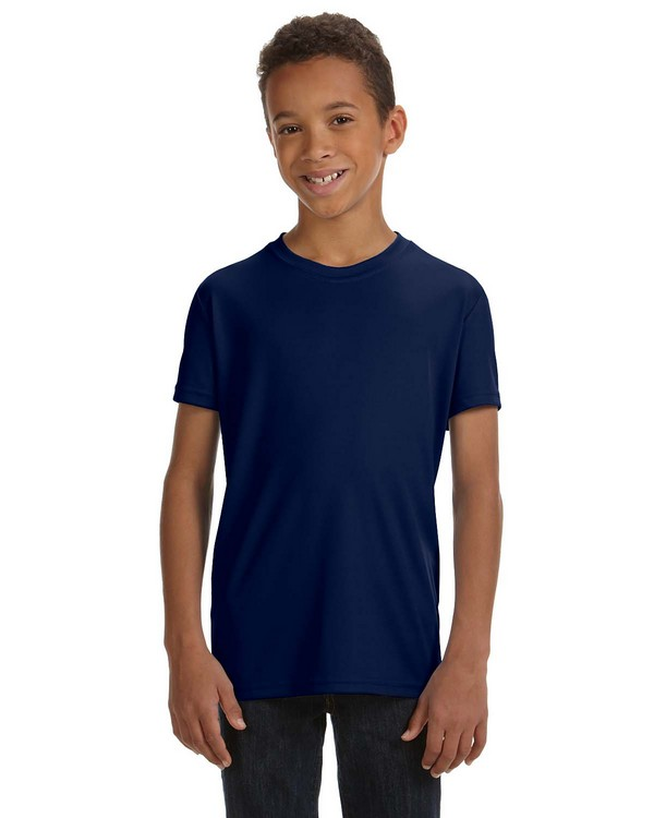All Sport Y1009 for Team 365 Youth Performance Short-Sleeve T-Shirt