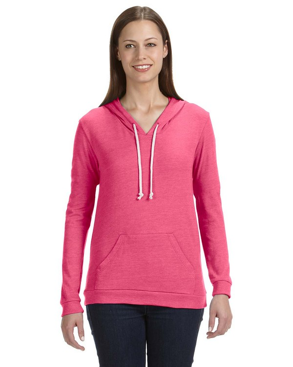 Alternative 01928E1 Ladies Classic Pullover Hoodie