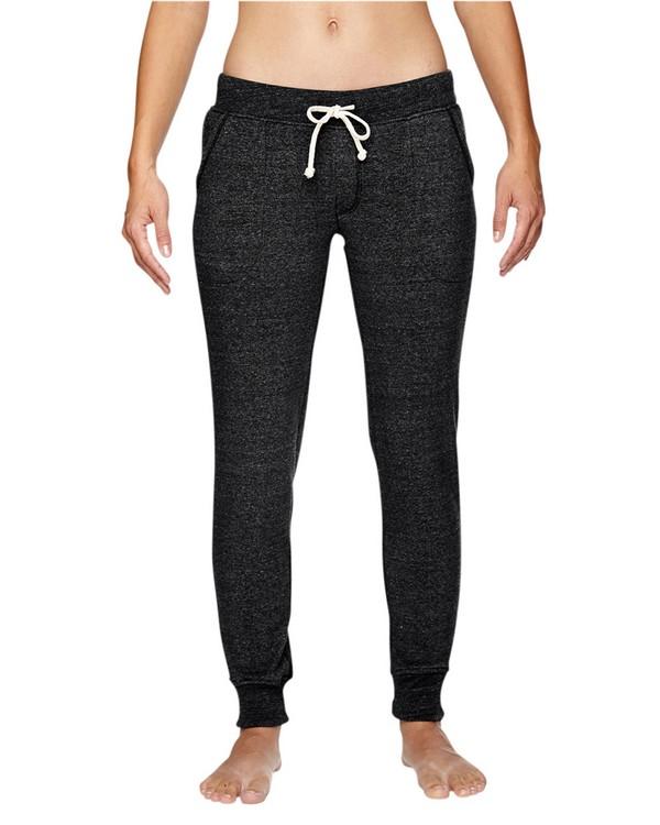 Alternative 31082F Ladies Fleece Jogger Pants