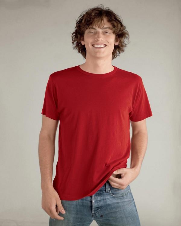 Alternative AA1070 Mens 100% Cotton Basic Crew Fashion T-Shirt