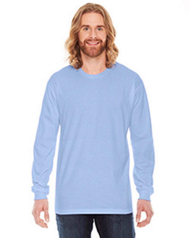 American Apparel 2007W Unisex Fine Jersey Long-Sleeve T-Shirt