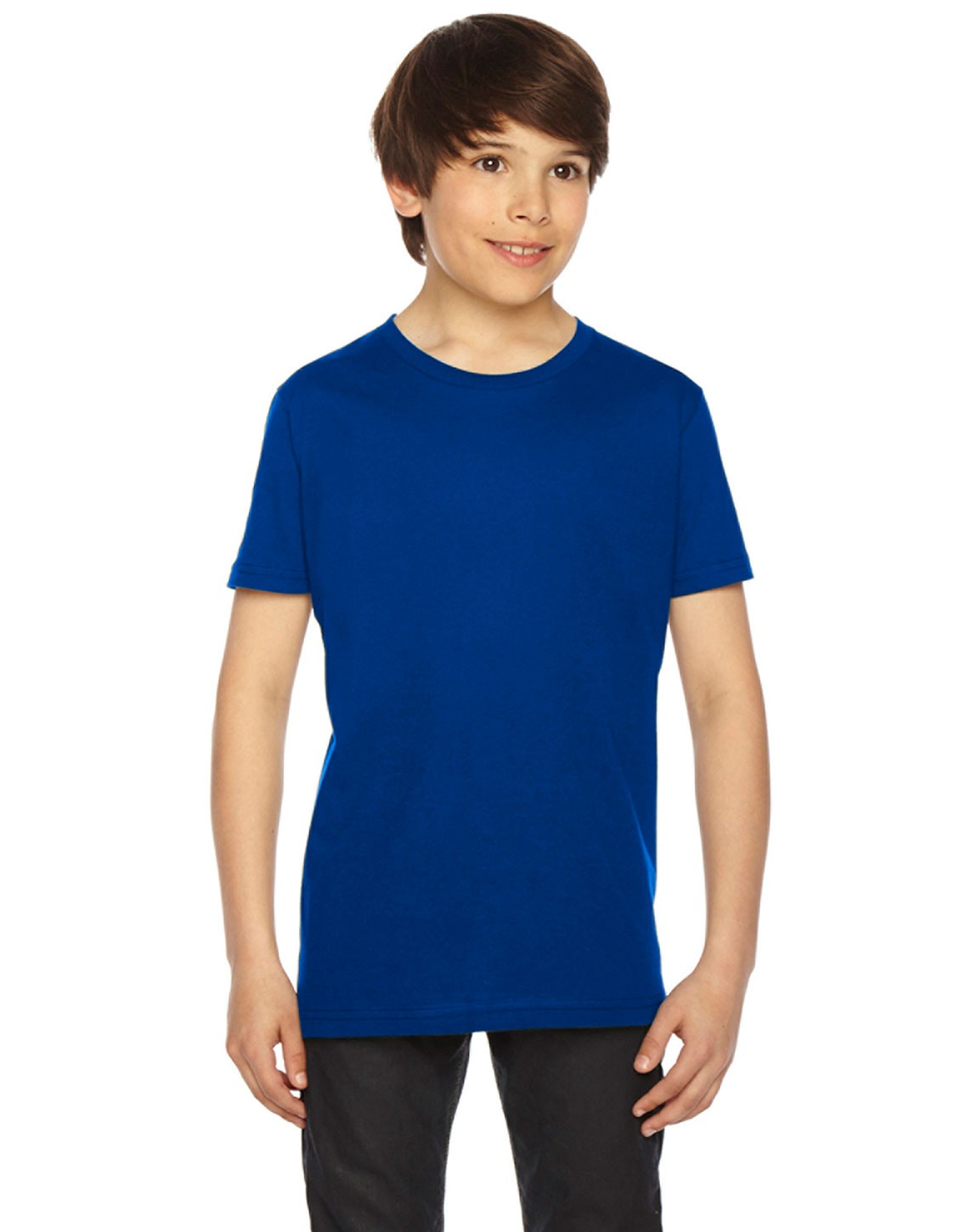 American Apparel 2201W Youth Fine Jersey T-Shirt