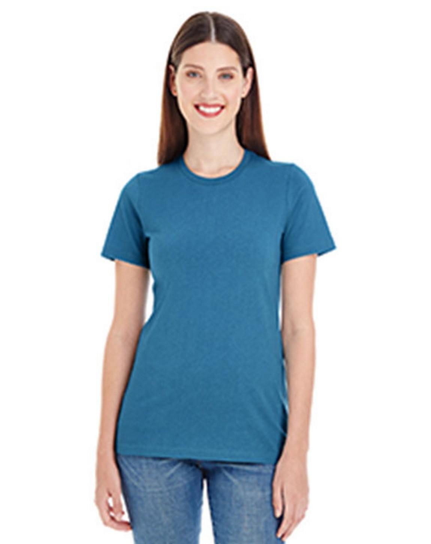 American Apparel 23215OW Ladies Organic Fine Jersey Classic T-Shirt