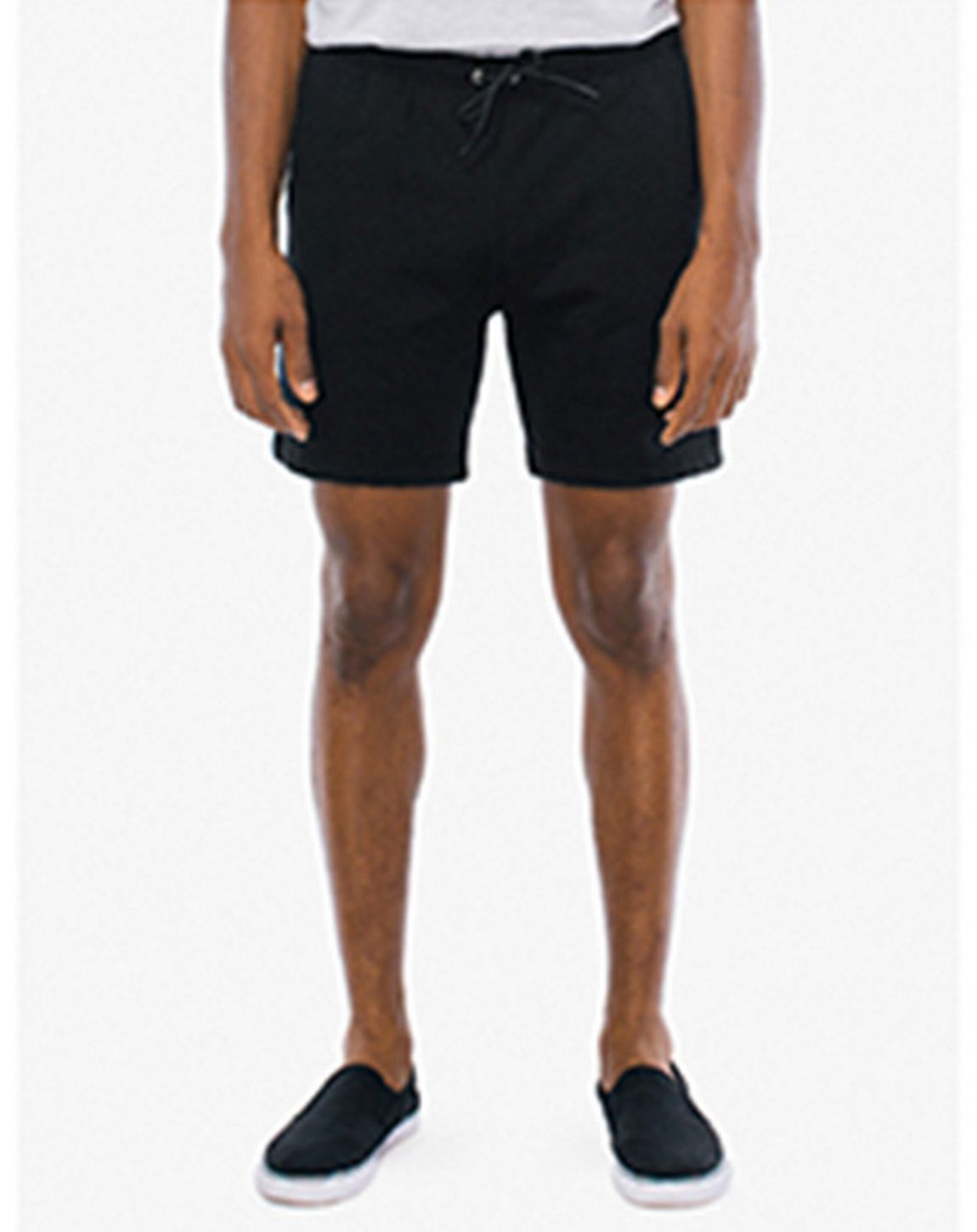 American Apparel A54239W Unisex California Fleece Gym Short