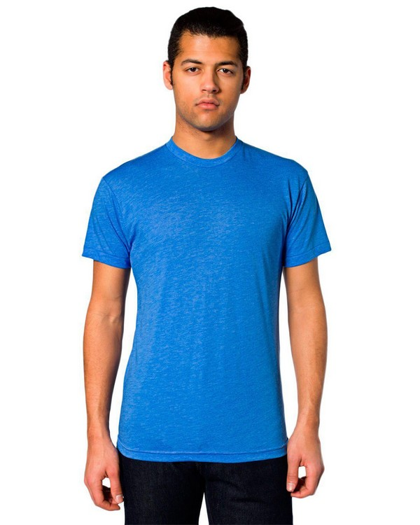 American Apparel BB401 Unisex 50/50 Short Sleeve Tee