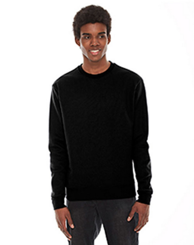 American Apparel HVT427W Unisex Classic Crew Sweatshirt