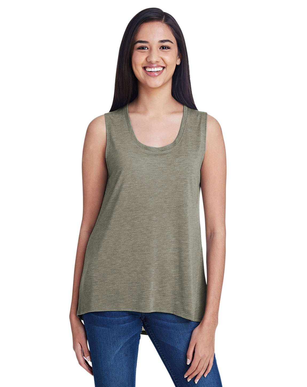 Anvil 37PVL Ladies Freedom Sleeveless T-Shirt