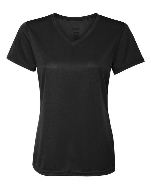 Augusta Sportswear 1790 Ladies Wicking T-Shirt