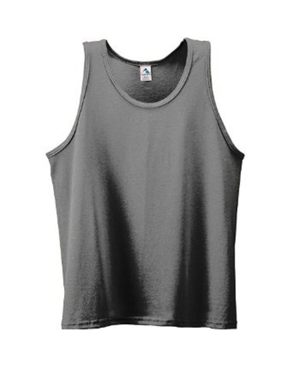 Augusta Sportswear 181 Poly/Cotton Athletic Tank-Youth