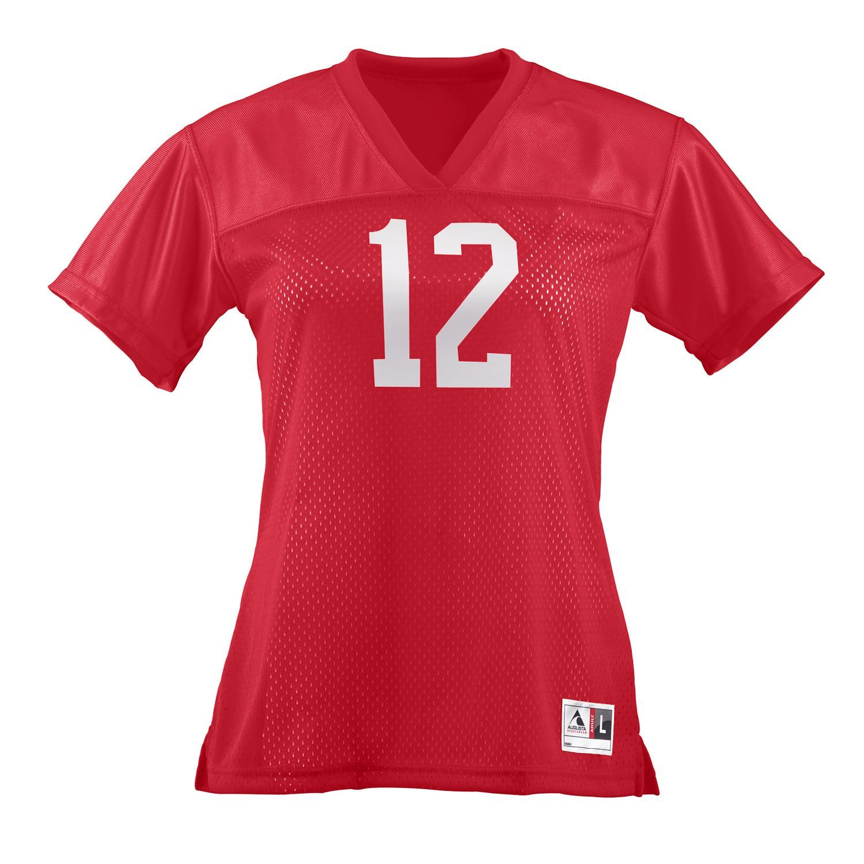 Augusta Sportswear 250 Ladies Junior Fit Replica Football T-Shirt