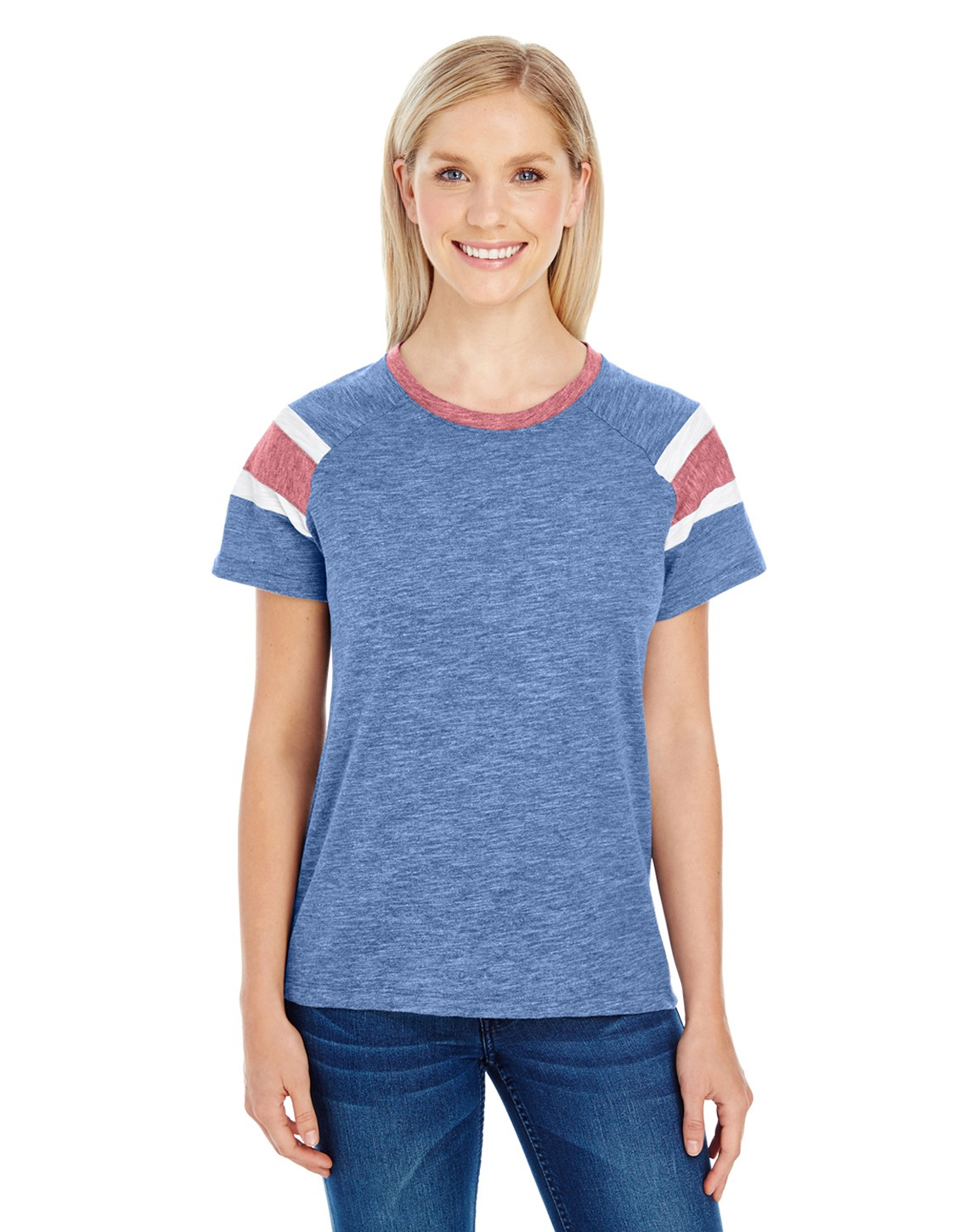 Augusta Sportswear 3011 Ladies Fanatic Tee