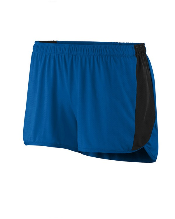 Augusta Sportswear 337 Ladies Wicking Poly/Span Short with Inserts