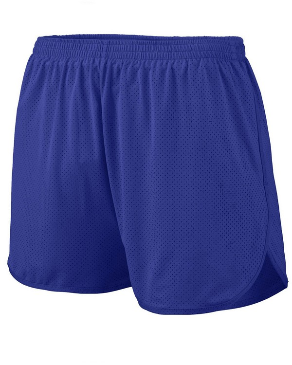 Augusta Sportswear 339 Youth Wicking Poly/Span Short