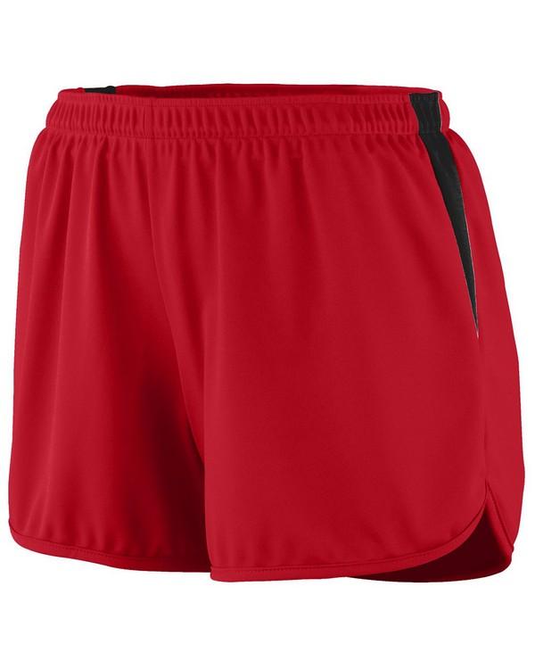 Augusta Sportswear 347 Ladies Wicking Polyester Short