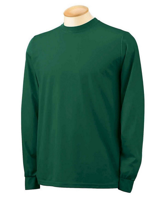 Augusta Sportswear 788 Polyester Moisture-Wicking Long-Sleeve T-Shirt