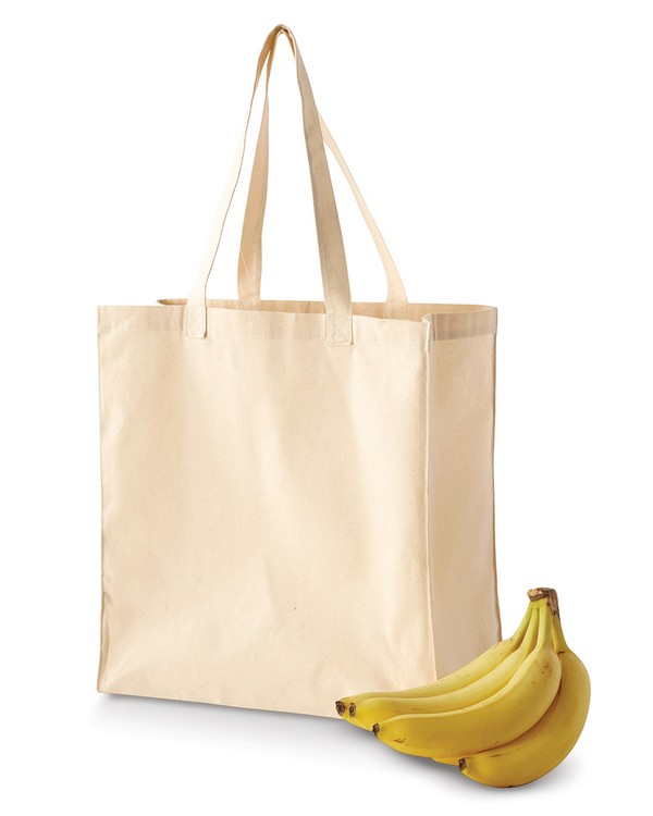 BAGedge BE055 Canvas Grocery Tote