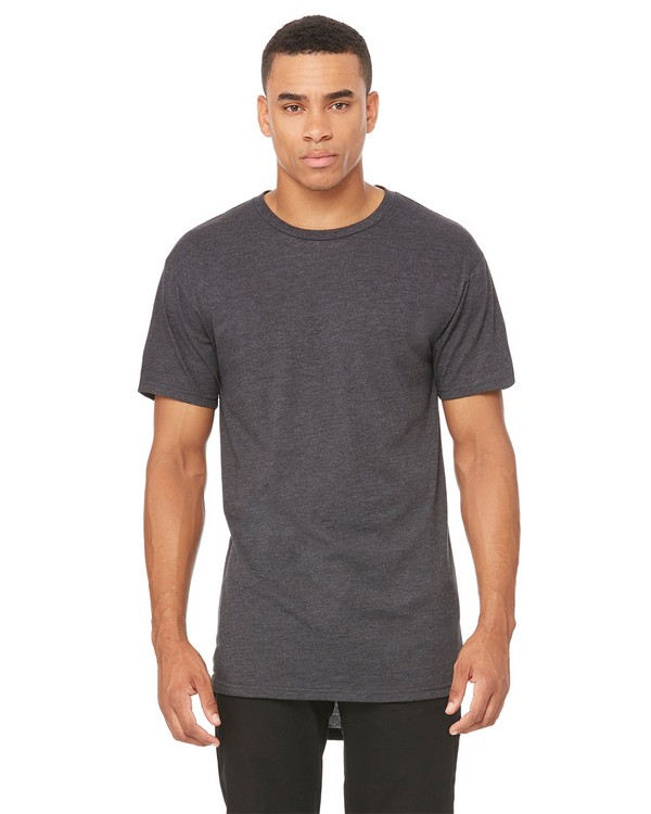 Bella + Canvas 3006 Mens Long Body Urban T-Shirt