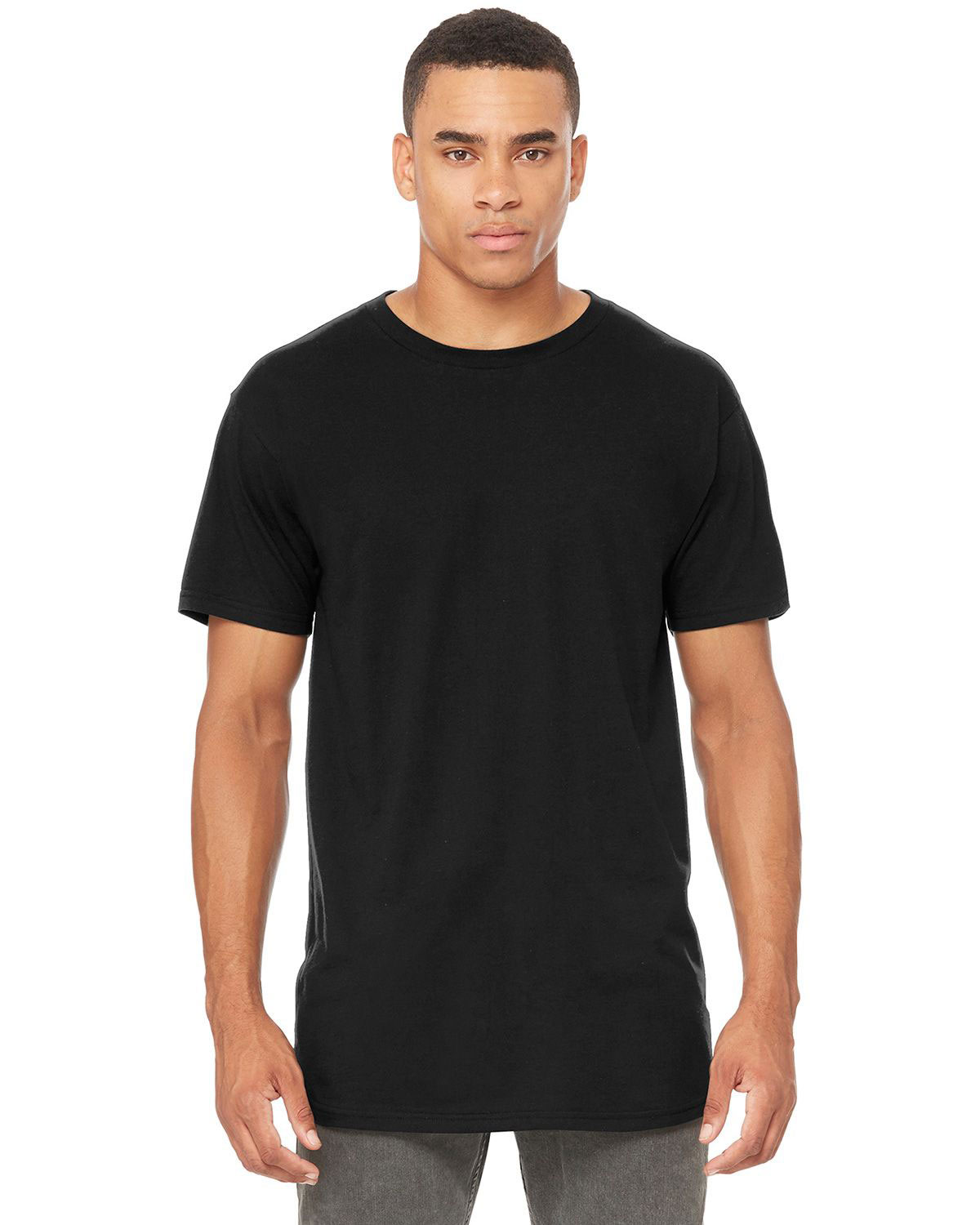 Bella  Canvas BC3006 Mens Long Body Urban Tee