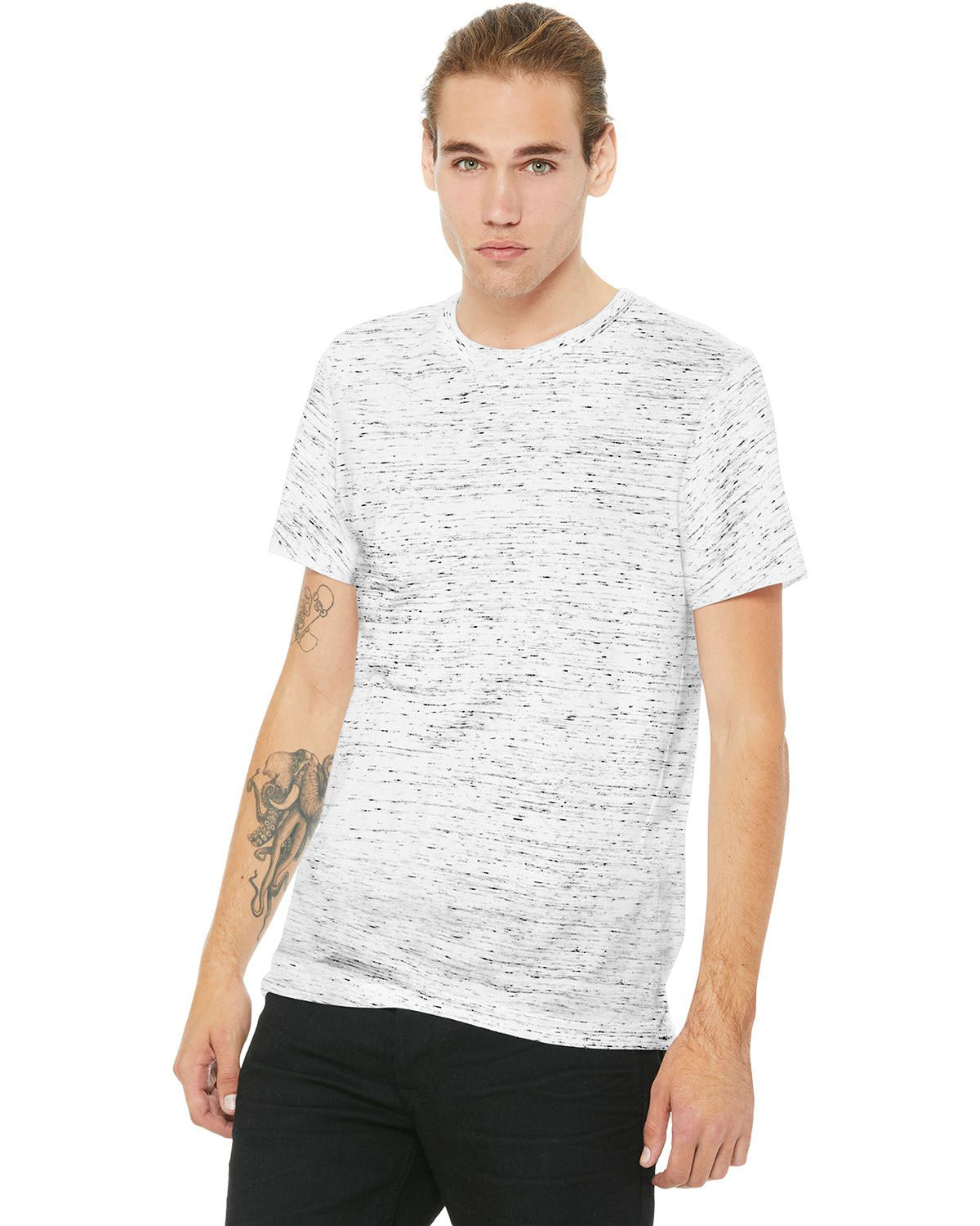 Bella  Canvas BC3650 Unisex Poly-Cotton Tee