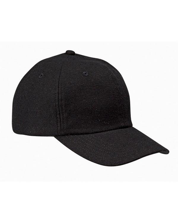 Big Accessories BA528 Wool Baseball Cap