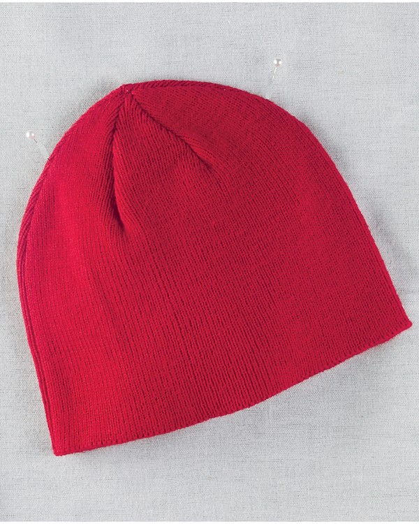 Big Accessories BX026 Knit Beanie