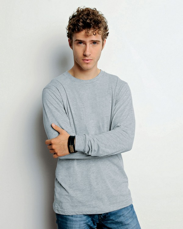 Bella + Canvas 3501 Mens Jersey Long-Sleeve T-Shirt