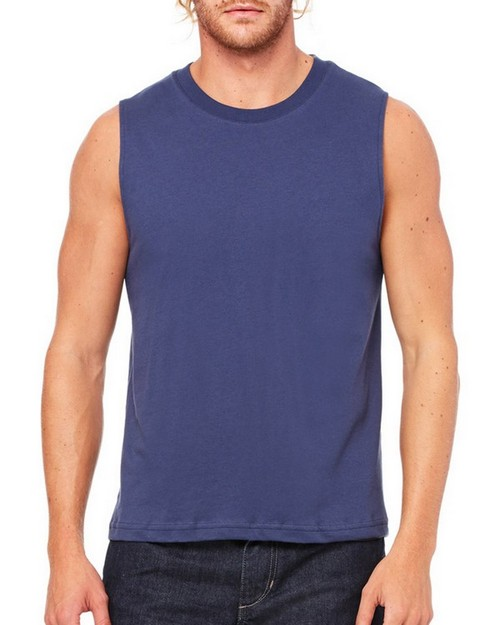 Bella + Canvas C3483 Mens Jersey Muscle Tank