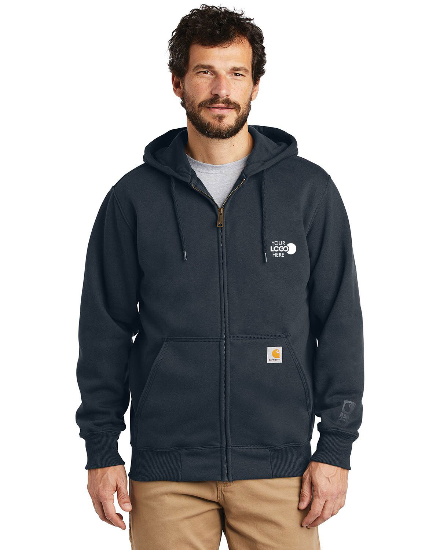 Carhartt CT100614 Rain Defender Paxton Heavyweight Hooded Zip-Front Sweatshirt