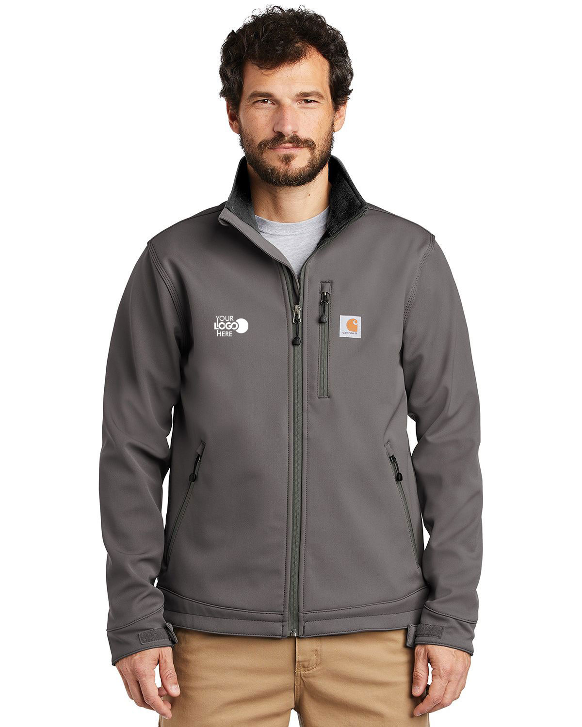 Carhartt CT102199 Crowley Soft Shell Jacket