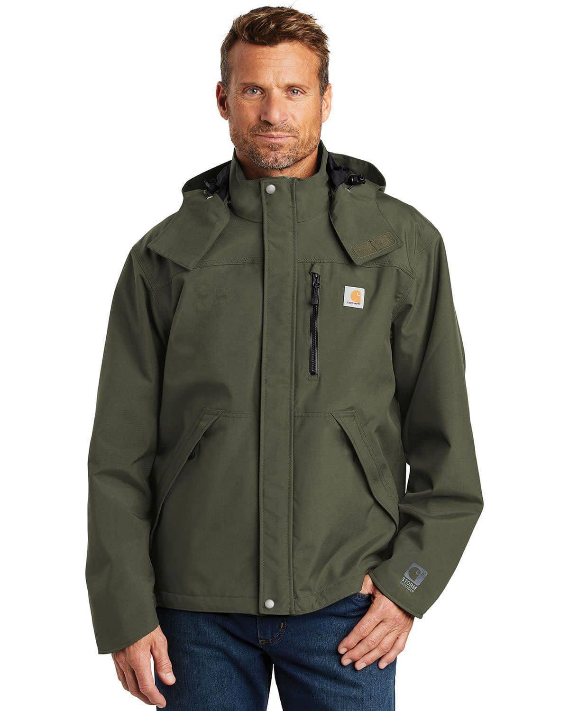 Carhartt CTJ162 Shoreline Jacket