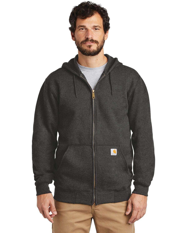Carhartt CTK122 Midweight Hooded Zip-Front Sweatshirt