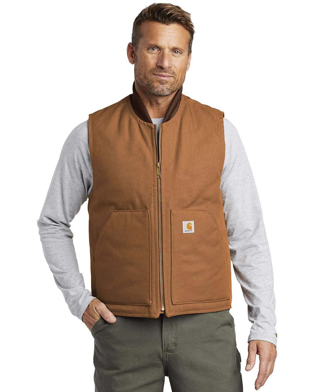 Carhartt CTV01 Duck Vest