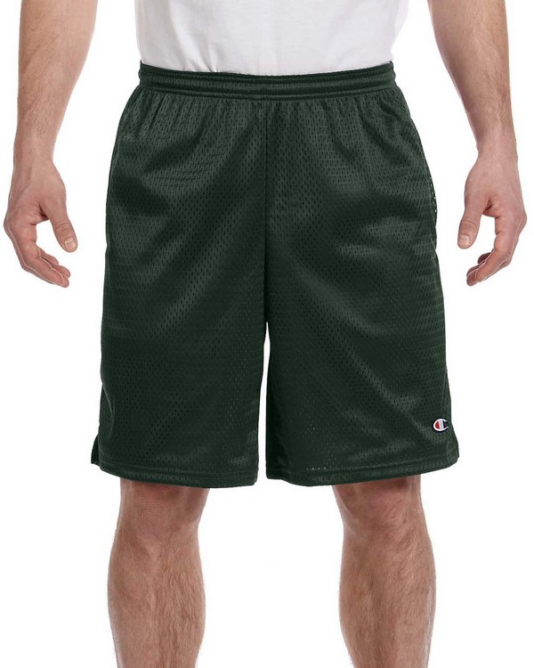 Champion 81622 Mesh Short with Pockets