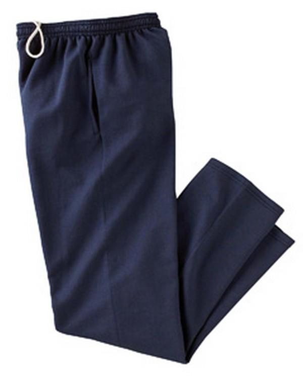 Champion P800 Eco Open-Bottom Fleece Pant with Pockets