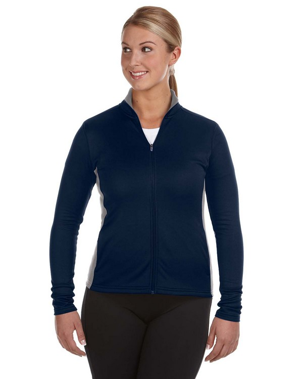 Champion S260 Ladies Performance Colorblock Full Zip Jacket
