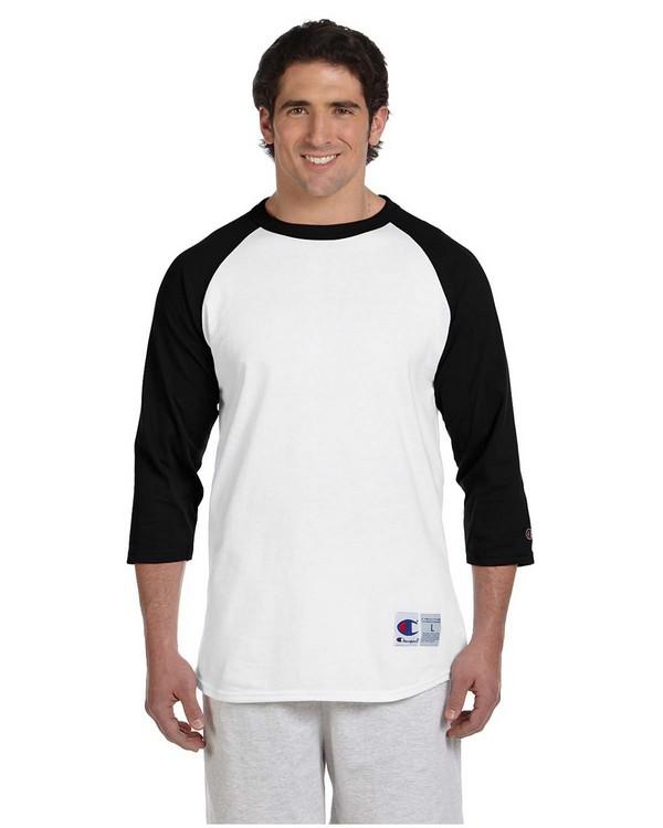 Champion T1397 Raglan Baseball T-Shirt