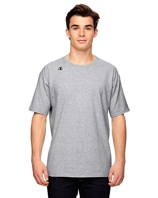 Champion T380 Vapor Cotton Short-Sleeve T-Shirt