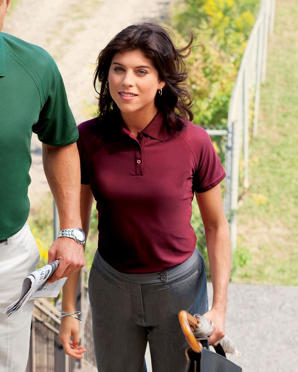 Chestnut Hill CH365W Ladies Technical Performance Polo