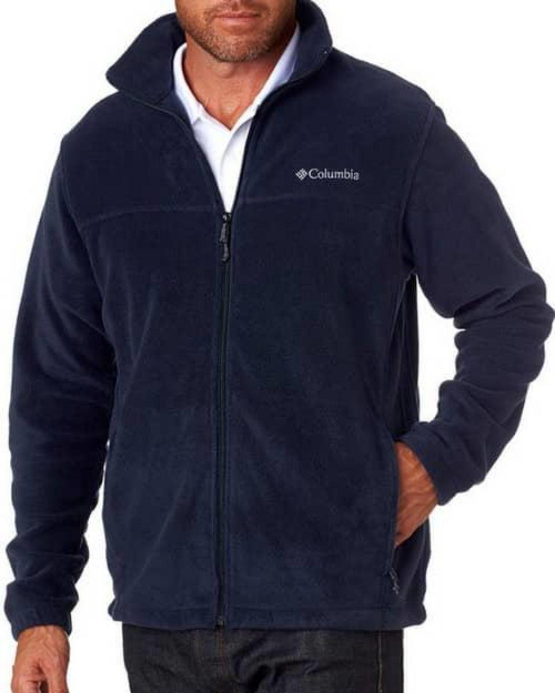 Columbia 3220 Mens Steens Mountain&trade Full-Zip Fleece