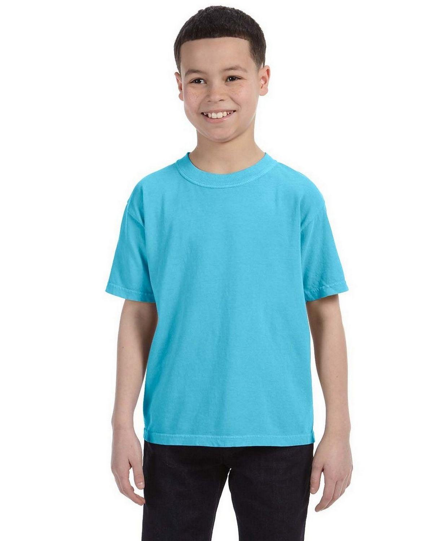 Comfort Colors C9018 Youth Ringspun Garment-Dyed T-Shirt