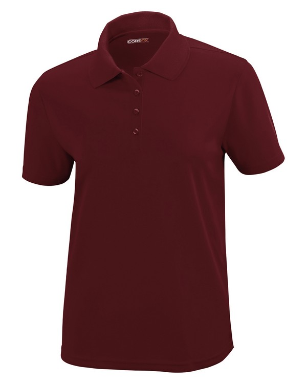 Core365 78181 Ladies Origin Performance Pique Polo