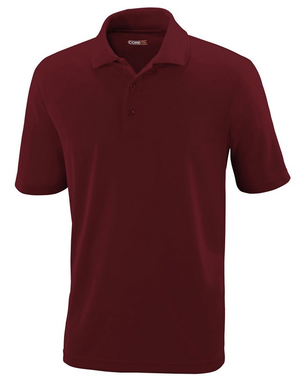 Core365 88181 Mens Origin Performance Pique Polo